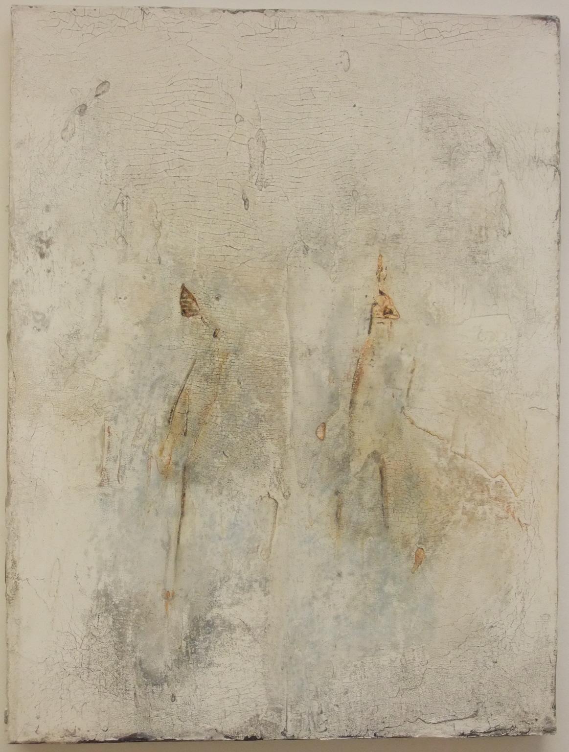 Werknr. SK_110 |O. T. | Intonaco, Öl, Wachs auf Holz |90 x 120 cm |2013