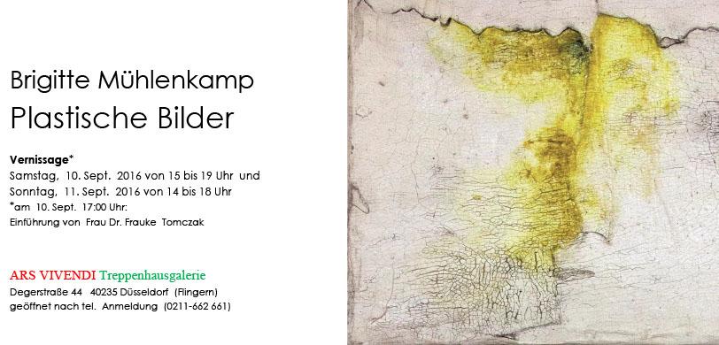 ARS VIVENDI Galerieeinladung Mühlenkamp 2016 h